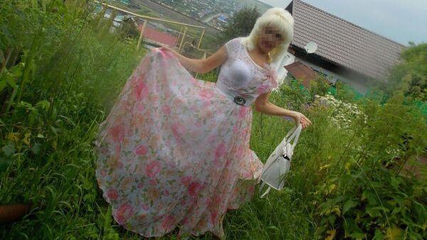 Дина А из Челябинского города Усть-Катав, которая держала взаперти троих детей-подростков