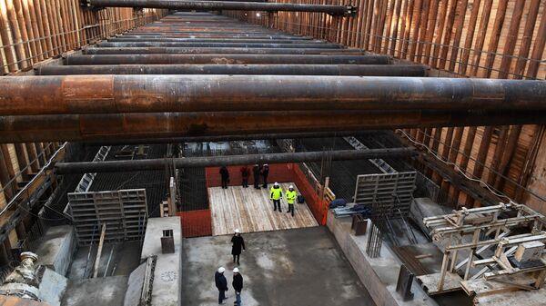 Еще три станции метро в Москве могут достроить до конца года