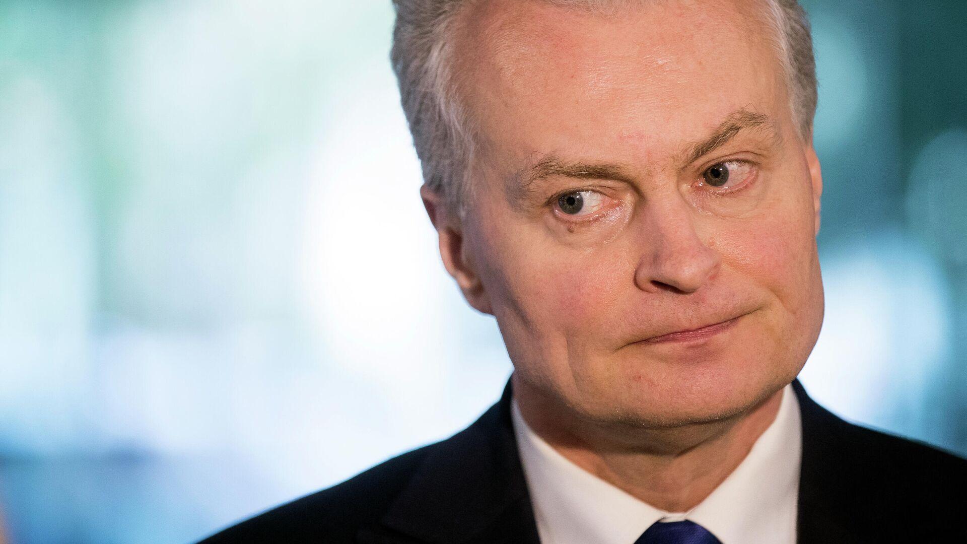 Лидер Литвы заявил, что самолет Ryanair принудили к посадке в Минске