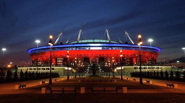 Стадион Арена Санкт-Петербург на Крестовском острове