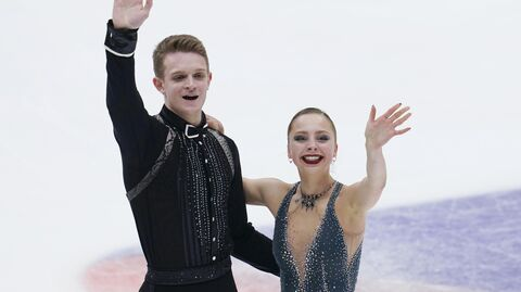 Александра Бойкова и Дмитрий Козловский
