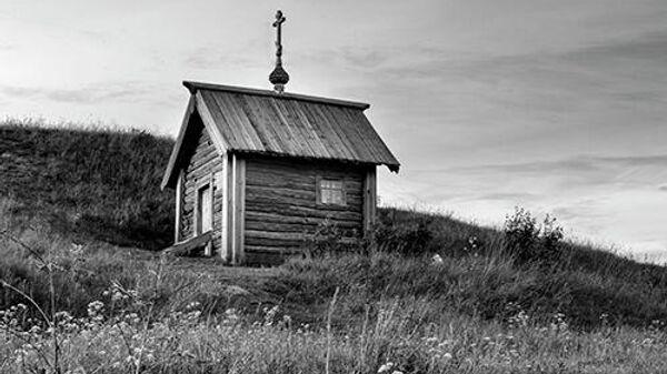 Иоанновская часовня, 1846 год , д.Шишкина , Кенозерский национальный парк