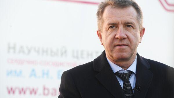 Заместитель директора ФСИН России Валерий Максименко