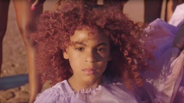 Кадр из музыкального клипа SPIRIT певицы Бейонсе