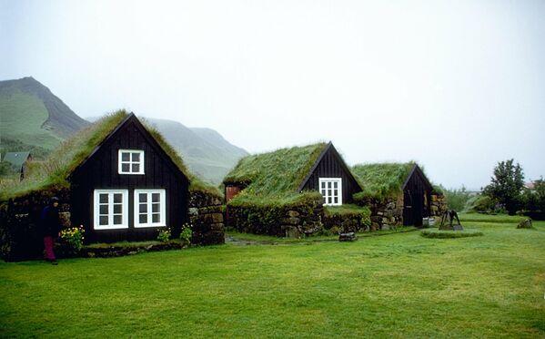 Скогар, Исландия