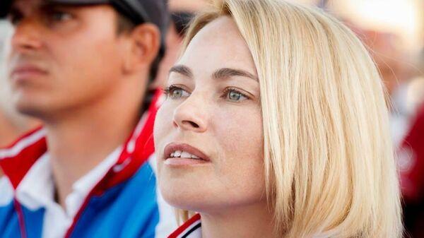 Главный тренер сборной России по парусному спорту Наталья Иванова