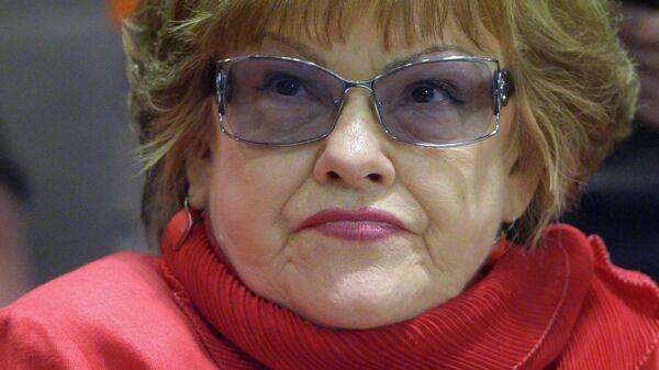 Президент СПбГУ Людмила Вербицкая
