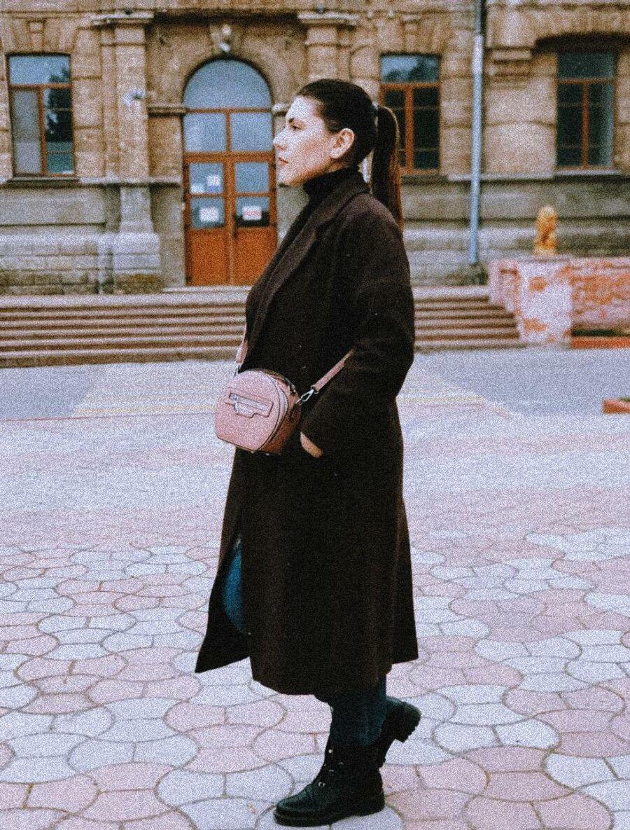 Фото Людмилы Никулиной, проходившей лечение в институте Вишневского после теракта в Политехническом колледже Керчи