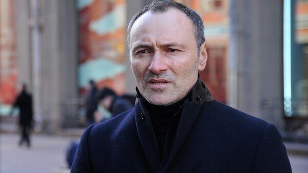 Актер Дмитрий Ульянов