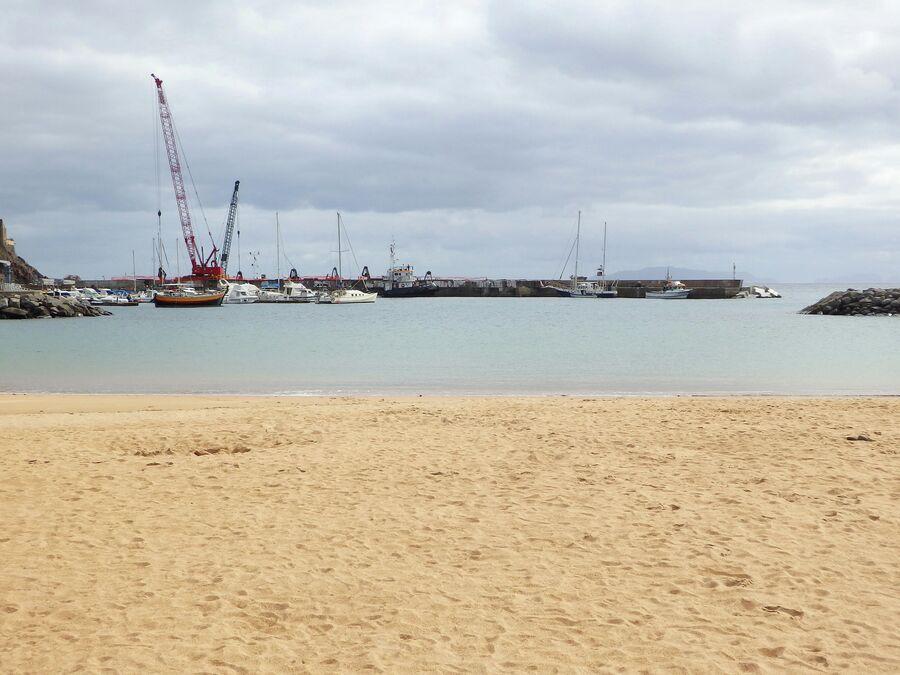 Машику, песчаный пляж
