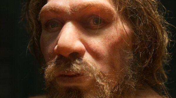 Реконструкция облика неандертальца