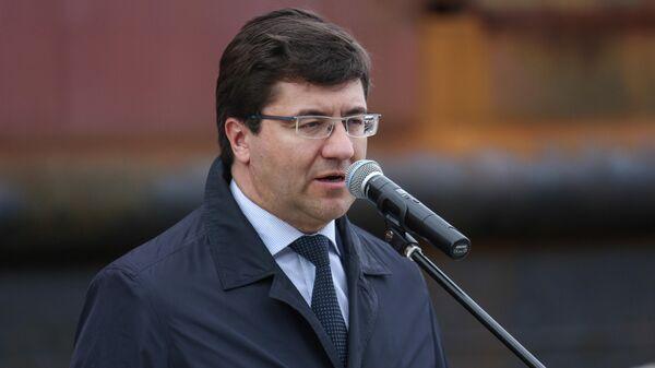 Заместитель губернатора Мурманской области Евгений Никора