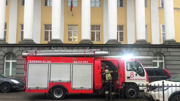 В суды Санкт-Петербурга поступили угрозы о минировании