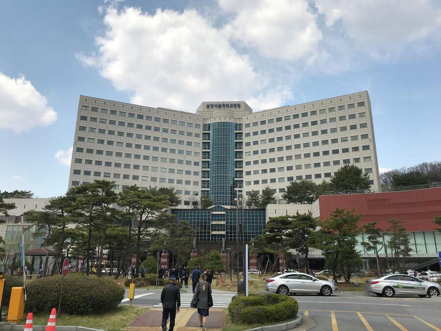 Госпиталь Бундан в Сеуле
