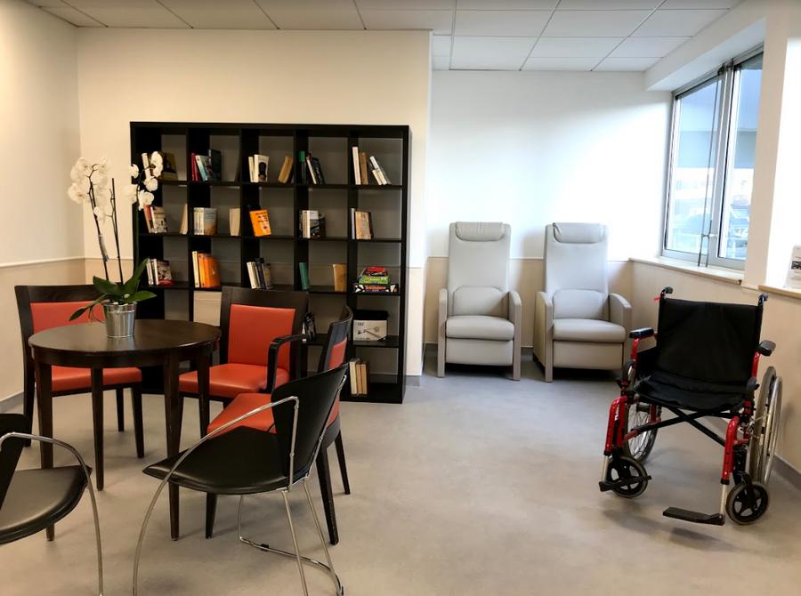Клиника La Clinique du Mont-Valérien группы Орпея в Париже