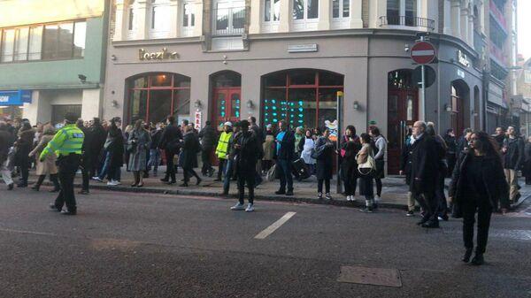 Обстановка в Лондоне