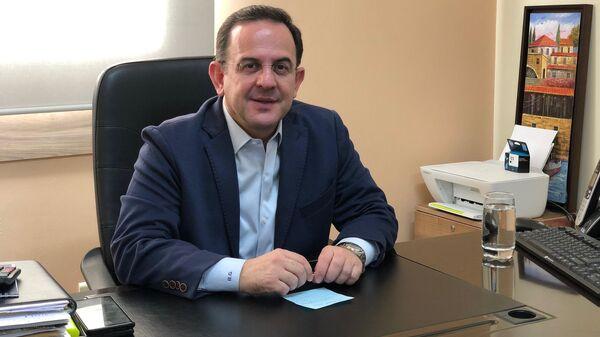 Исполняющий обязанности министра туризма Ливана Одес Киданян