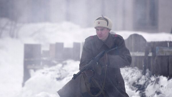 Участник военно-исторической реконструкции
