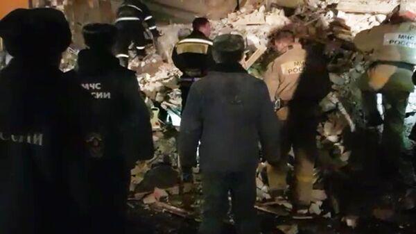 Взрыв газа в жилом доме в Белгородской области
