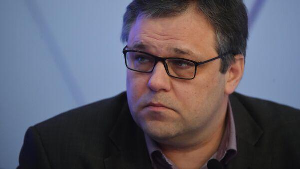 Дипломатический советник главы Луганской Народной Республики Родион Мирошник