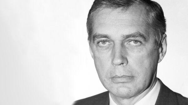 Заместитель председателя правления Информационного агентства Новости Валерий Алексеевич Кузнецов