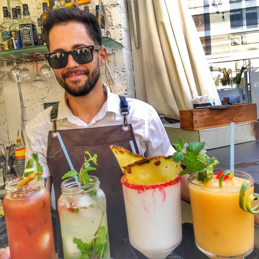 Тропические коктейли в лучших гаванских барах