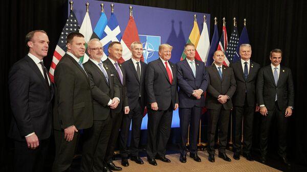 Саммит НАТО в Лондоне. 4 декабря 2019