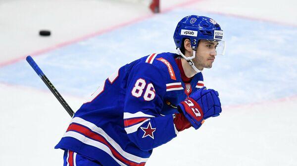 Нападающий СКА Кирилл Марченко