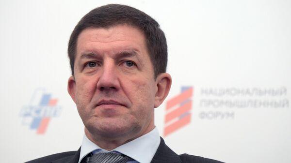 Президент, председатель правления ПАО Ростелеком Михаил Осеевский