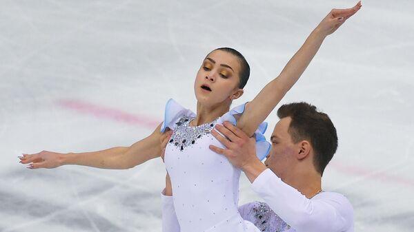 Аполлинария Панфилова и Дмитрий Рылов