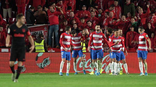 Игроки ФК Гранада