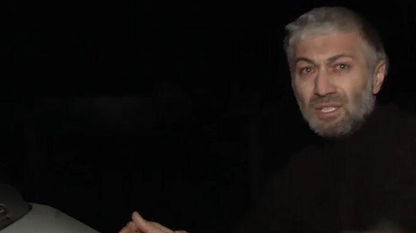 Задержание исламиста, собиравшего деньги для ИГ*