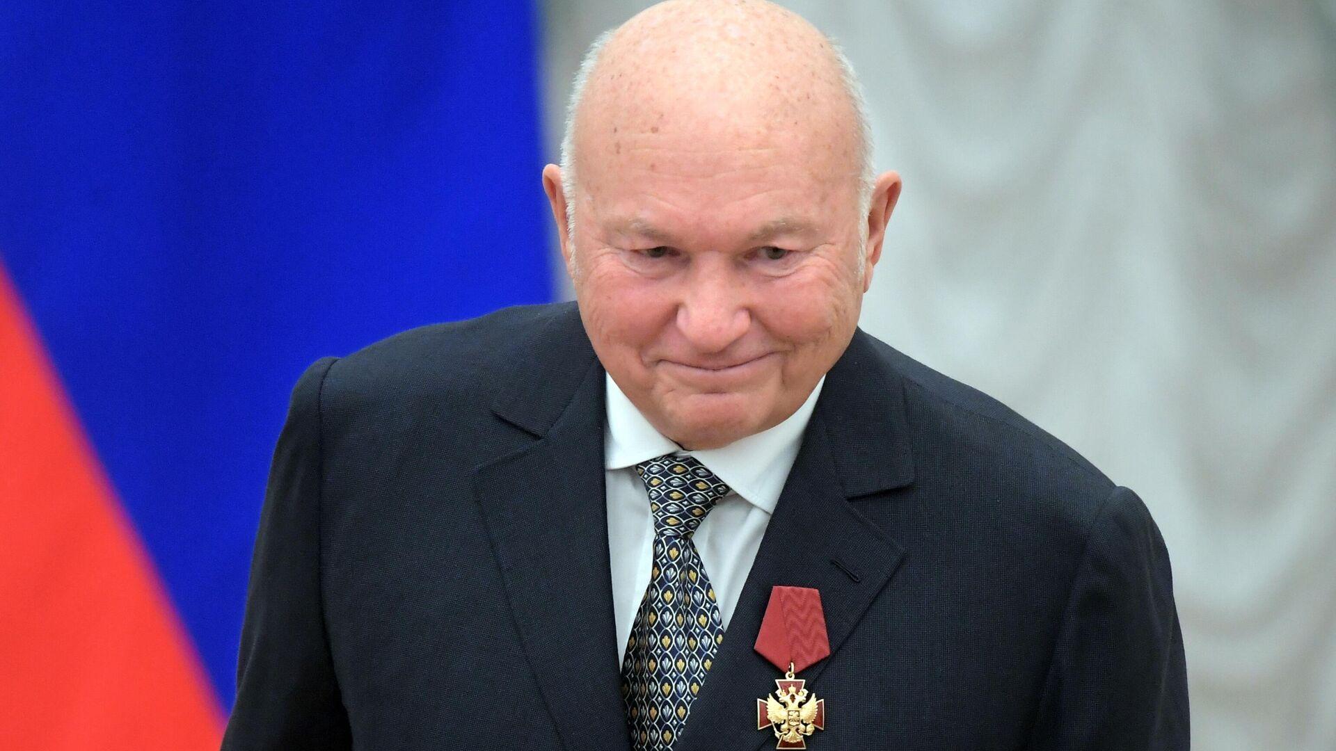 Путин рассказал об отношениях с Лужковым