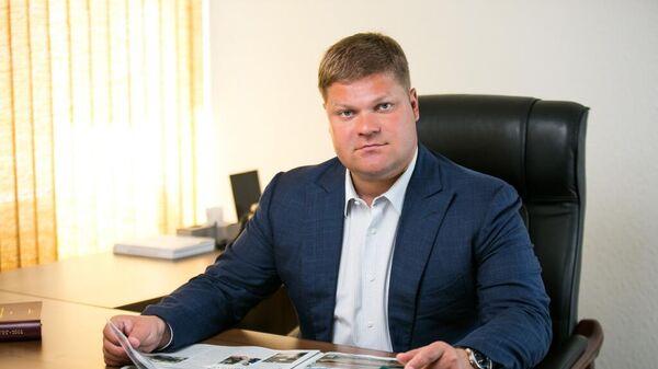 Экс-глава петербургского ОАО Метрострой Николай Александров