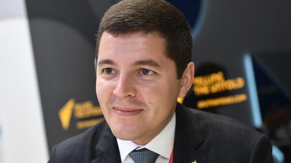 Губернатор Ямало-Ненецкого автономного округа Дмитрий Артюхов