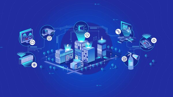 Интеллектуальное здание: как новые технологии упрощают жизнь людей