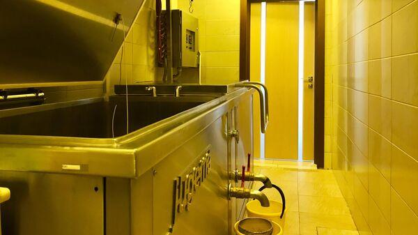 Пантоварка в клинике курортного комплекса Алтай Резорт