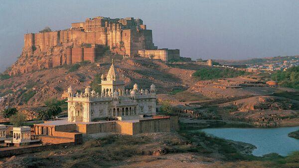 Город Джодхпур, Индия