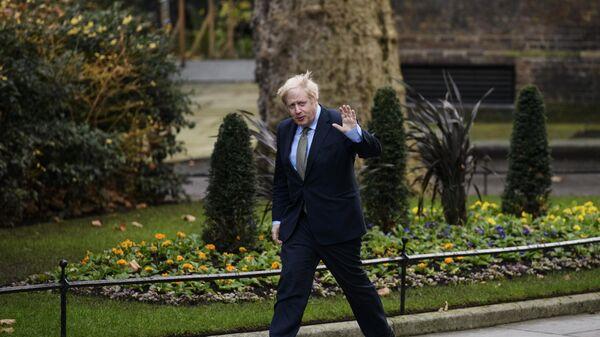 Премьер-министр Борис Джонсон