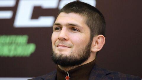 Боец смешанного стиля, чемпион абсолютного бойцовского чемпионата (UFC) в легком весе Хабиб Нурмагомедов