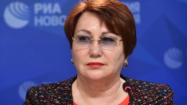 Заместитель председателя Комитета СФ по бюджету и финансовым рынкам Елена Перминова