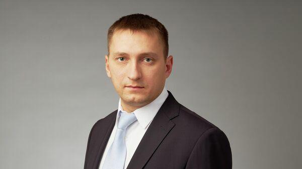 Директор департамента развития процессов и продуктов ПАО Промсвязьбанк Дмитрий Туманский