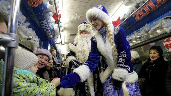 Под стук колес. Куда едут те, кто встретит Новый год в поезде