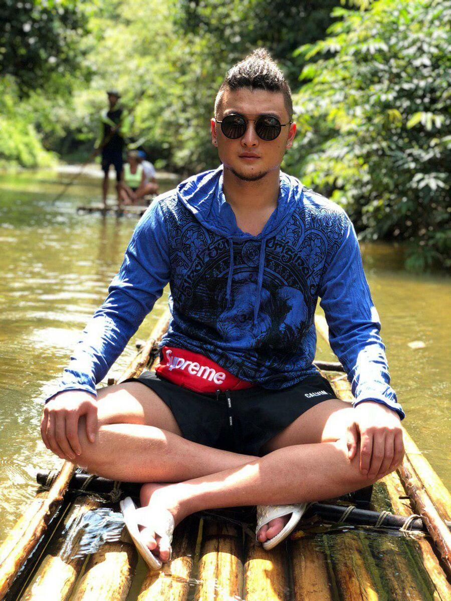 Анатолий Цой в Таиланде