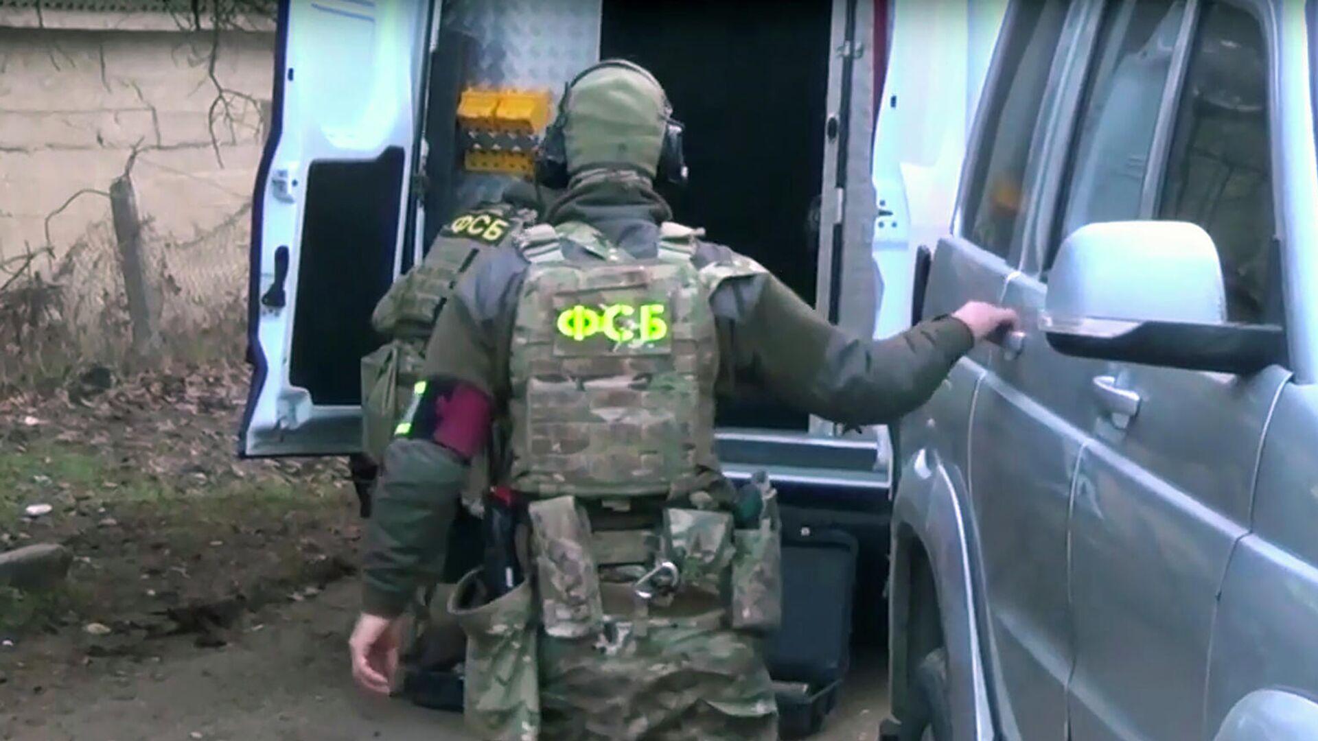 ФСБ рассказало о контртеррористическом подразделении на Северном Кавказе