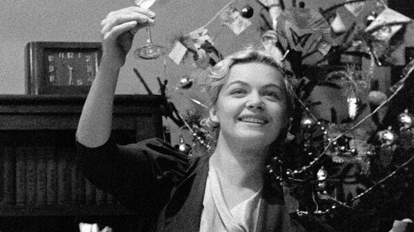 С Новым годом! Москва, 1939 год.