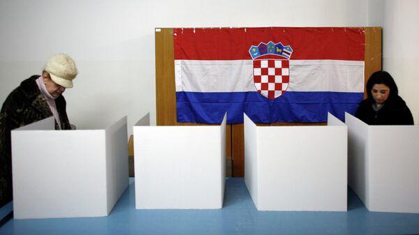 Выборы президента Хорватии