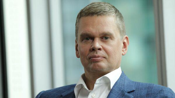 Глава ВТБ Лизинг Дмитрий Ивантер
