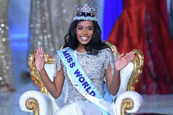 Мисс мира 2019 Тони-Энн Сингх из Ямайки