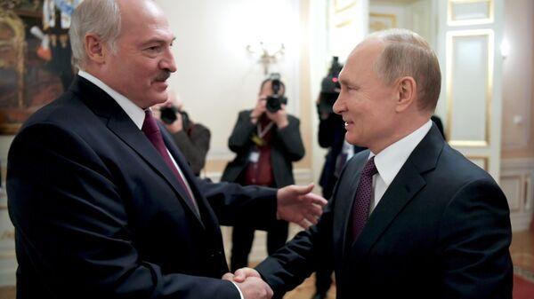 Кремль заинтересован во внутриполитической стабильности Белоруссии